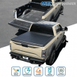 For 04-14 Ford F150 Truck 5.5ft 66'' Short Bed Roll Up Soft Vinyl Tonneau Cover