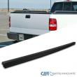 For 04-08 Ford F-150 Styleside Black Rear Tailgate Molding Cap Protector Spoiler