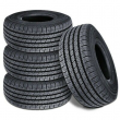 4 Lionhart Lionclaw HT P215/70R16 99T All Season Highway SUV CUV Truck A/S Tire