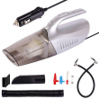 Car Vacuum Cleaner Auto Handheld Portable 12V 100W 4 in 1 Inflator LED Dry&Wet
