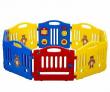 New 8 Panel Safety Play Center Yard Baby Playpen Kids Home Indoor Outdoor Pen