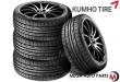 4 x KUMHO Ecsta PS31 215/45ZR17 91W XL Ultra High Performance (UHP) Tires