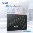 """Netac 120GB 240GB 500GB SSD 2.5"""" SATA III Internal Solid State Drive 500MB/s lot"""