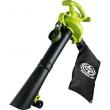 Sun Joe 3-in-1 Electric Blower, Vacuum, & Mulcher w/ Accessories