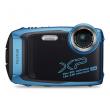 Fujifilm FinePix XP140 16.4MP 4K Digital Camera Sky Blue Wi-Fi Bluetooth
