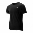 New Balance Men's Accelerate Short Sleeve Black