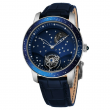Graham Men's 2GGAW.U01B 'The Moon' White Gold Limited Edition Automatic Watch