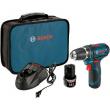 """Bosch 12V Max Li-Ion 3/8"""" Drill Driver PS31-2A Reconditioned"""
