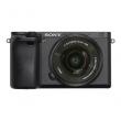 Sony Alpha a6400 Mirrorless 24.2MP 4K Digital Camera with 16-50mm Lens