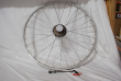 Unbranded 27.5 In Replacement Rear Wheel w/ QR Shimano Tourney Rear Drive System