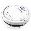 Pyle PUCRC25 PureClean Smart Automatic Robot Powerful Vacuum Cleaner, White