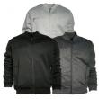 Men's Jacket Stylish Lightweight Multi Pocket Zip Mesh Track Casual Bomber Coat