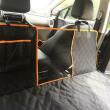 New Pet Dog Seat Hammock Cover Car Suv Van Back Rear Mat w/ Visual Window