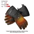 Electric Heated Gloves Thermal Hand Touchscreen Warmer Winter Outdoor Women Men