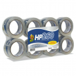 Duck 00-07424 HP260 1.88 in x 60 yds Packaging Tape (Clear) (8/Pack) New