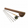 Redington 490 4 Weight Path II Outfit Combo Classic Angler Fly Fishing Rod