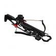 Barnett BAR78087 Blackcat Recurve Crossbow with Red Dot Sight, Arrows, & Quiver