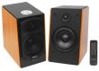 "(2) Rockville HD5 5"" Powered Bookshelf Speakers Bluetooth Monitor Speaker System"