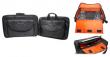 Rockville DJ Carry Case For Mixers/Controllers/CD Players/Laptops+Bonus Gear Bag