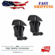2PCS Windshield Washer Water Nozzle Fit For 2008-2012 Chevrolet Malibu NEW