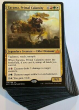***Custom Commander Deck*** Zacama Primal Calamity - Dinosaurs EDH Magic Cards