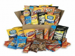 Sweet & Salty Snack Box, Variety of Cookies, Crackers, Chips & Nuts, 50 Count
