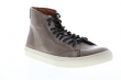 Frye Walker Midlace 80442 Mens Brown Leather High Top Lifestyle Sneakers Shoes