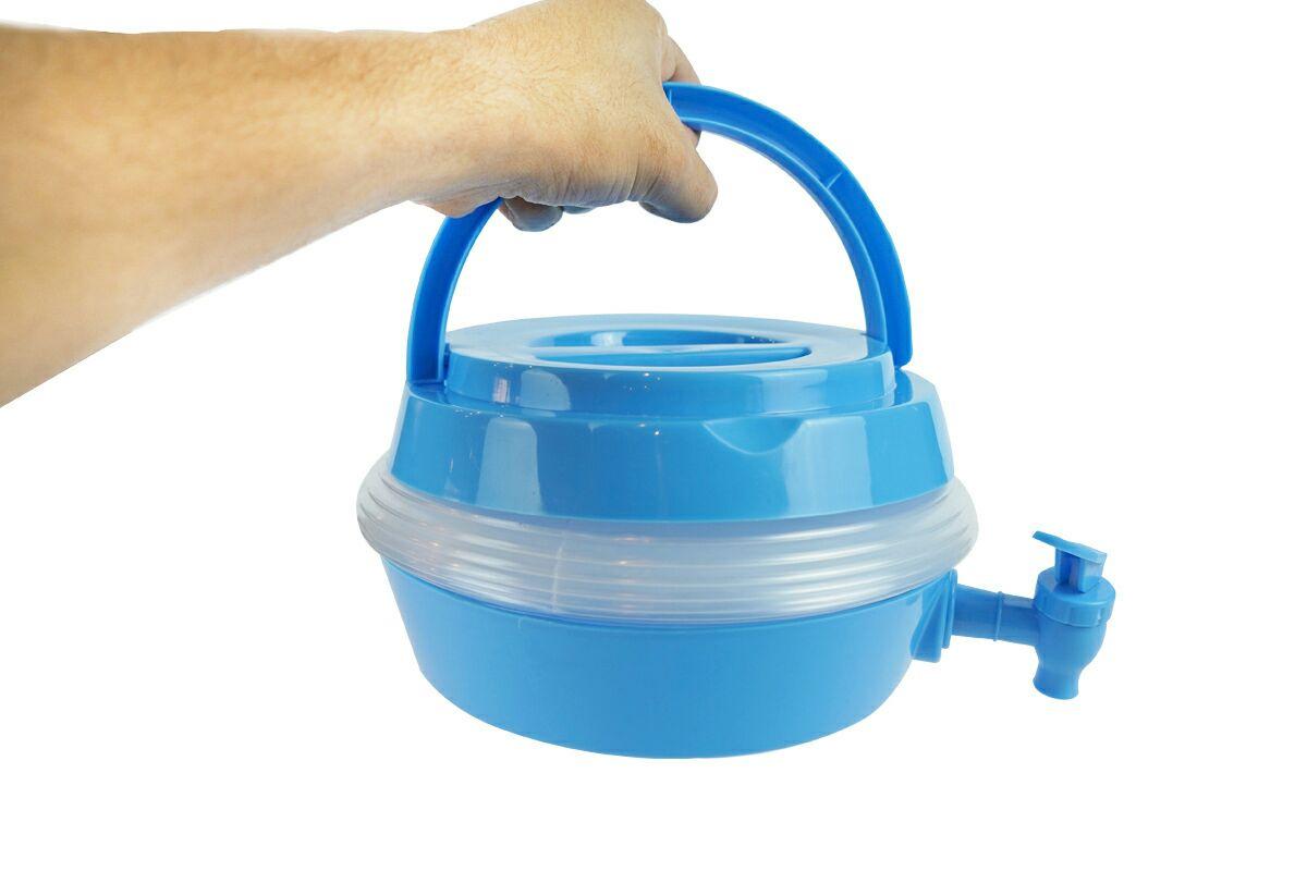 دسبنسر العصير والمياه للرحلات 7.5 لتر