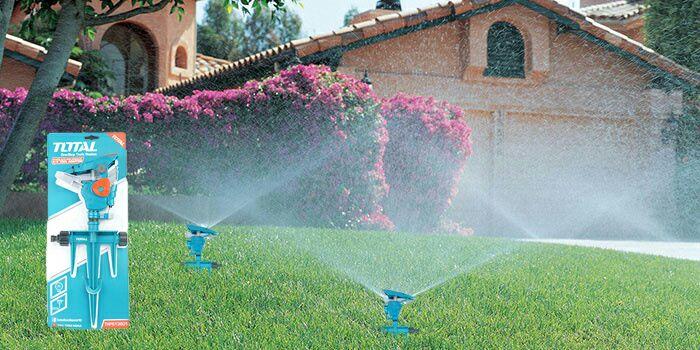 رشاش مياه مزارع 3 مخرج توتال