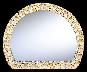 Handmade mosaic mirrors