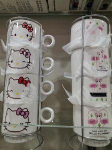 طقم مجات للشاي